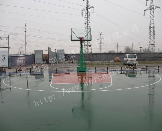 青岛硅PU篮球场-硅PU网球场-硅PU球场