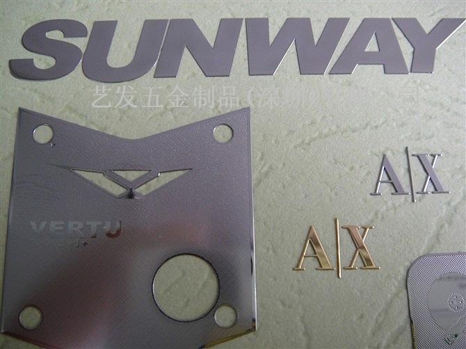 供應不銹鋼彩色標牌,不銹鋼標牌,腐蝕標牌