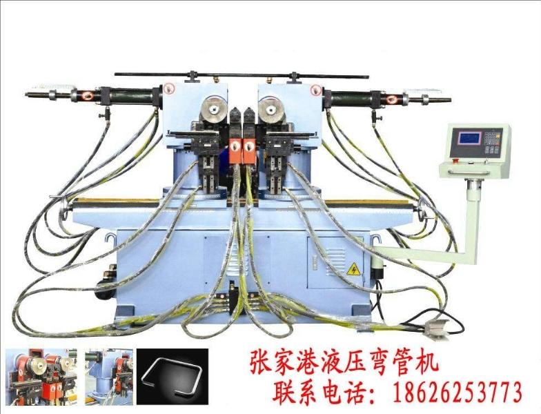液壓彎管機SW-38A雙頭液壓彎管機價格