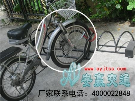 廣州市碳素鋼安全停放架 自行車停放架