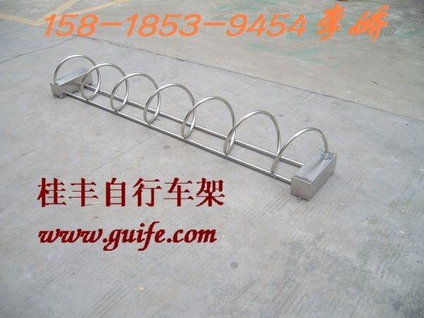 桂豐牌自行車停車架