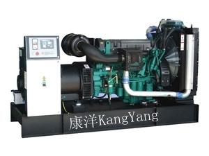 廣州沃爾沃維修柴油發電機組工廠番禺東涌康洋機電公司