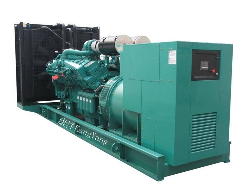 廣州康洋機電800KW柴油發電機組維修保養出租中心在南沙