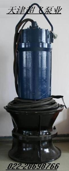 潛水混流泵