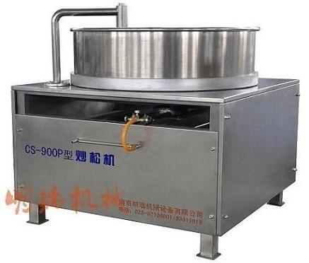 炒制機-肉干、肉條、肉松、香辛調料的多功能炒制