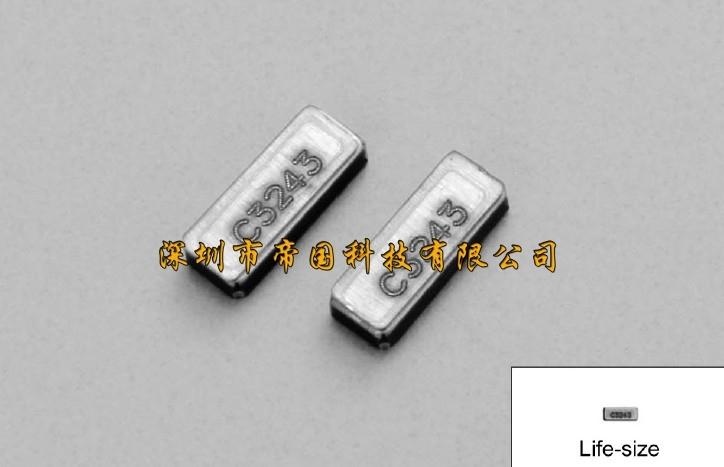 深圳晶振價格,西鐵城晶振CM415,貼片晶振
