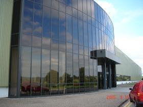 门头沟区安装玻璃幕墙 玻璃门价格