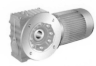 SFK97斜齿轮减速机|泰隆减速机四大系列标准