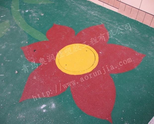 EPDM塑胶地面-黄岛幼儿园塑胶