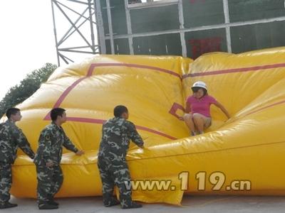 救生气垫 逃生气垫 消防气垫 逃生气垫价格