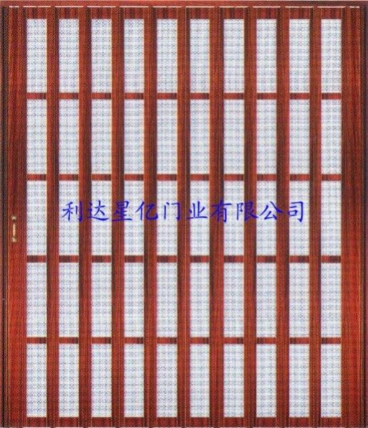 青岛折叠门 隔断门 客厅隔断门 酒店隔断门