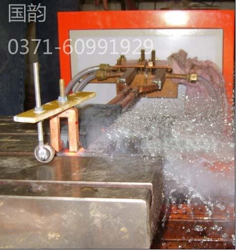 供应机床导轨淬火成套设备(加装导磁体、加热迅速)yt