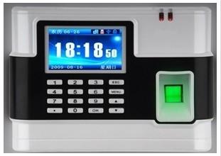华创天成HCN-507指纹考勤机