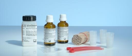 HBM 1-X60粘合劑X60快干黏合膠水