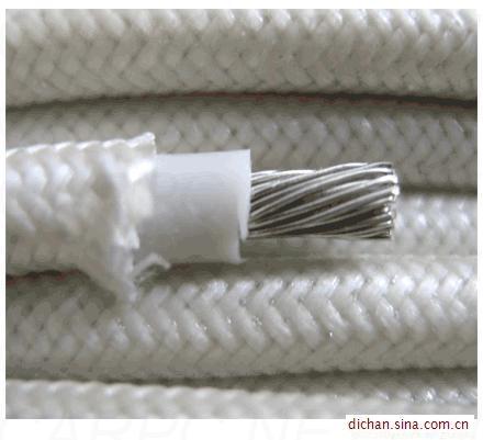 厦门国标硅胶编织线,厦门硅胶高温线