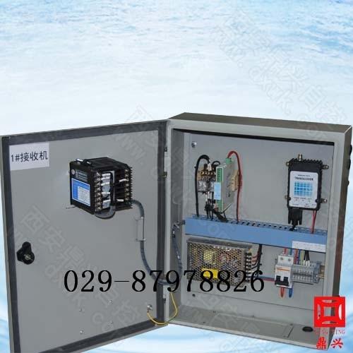无线信号检测水位高低显示控制器