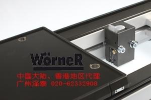 Worner無阻尼阻擋器/阻擋氣缸