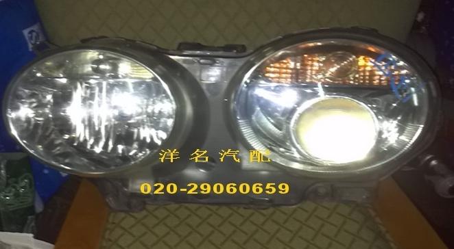 捷豹XJ6大燈燈面進口拆車件