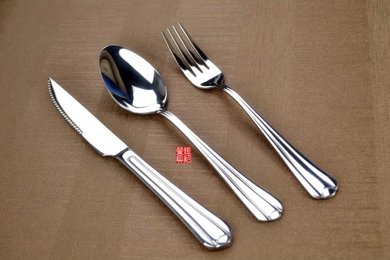 五星級酒店餐具,星級酒店刀叉,西餐刀叉餐具