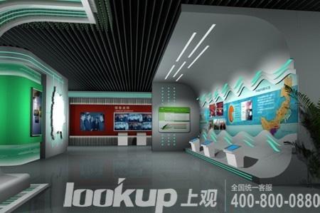 數字沙盤 展廳聲光電 互動展示技術 展廳多媒體設計