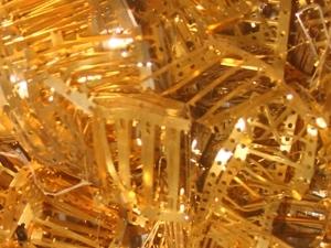 電子鍍金回收 CPU鍍金回收 U硬盤黃金回收技術