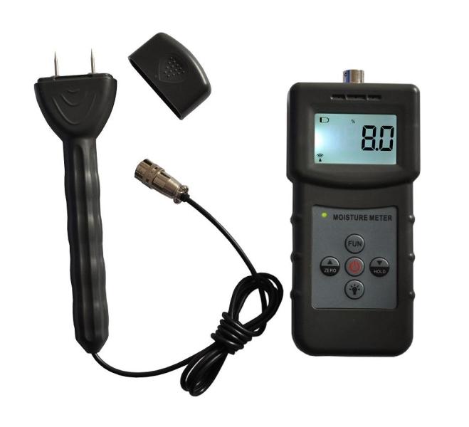 針式感應式兩用水分測定儀MS360