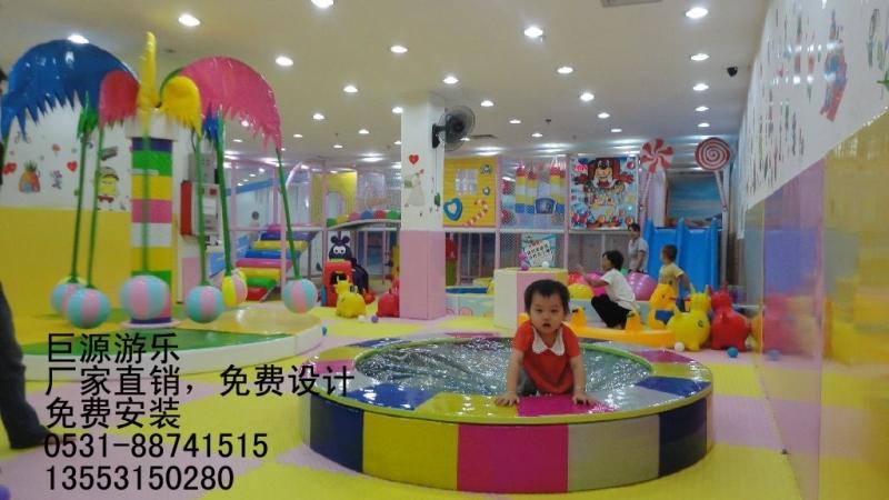濟南兒童樂園、兒童設備廠家
