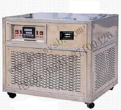 廠家供應LDW-80T型鐵素體鋼落錘沖擊試驗機低溫槽