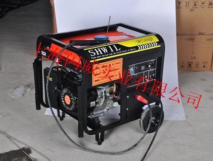 250A汽油发电电焊机|移动式发电电焊机