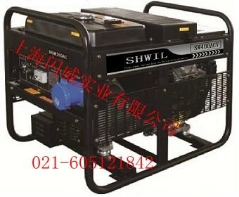 350A汽油發電電焊機 焊接發電一體機