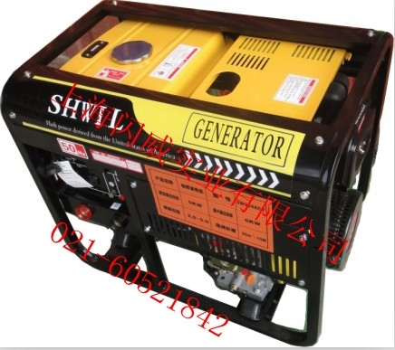 300A汽油發電電焊機|220伏發電電焊機