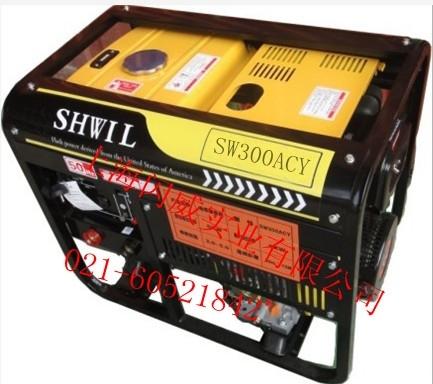300A柴油发电电焊机|工程专用发电电焊机