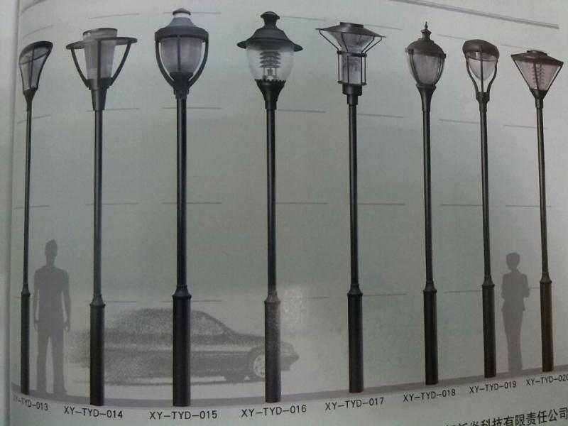 成都庭院燈生產廠家