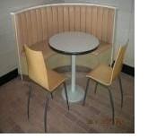 優質的快餐桌椅實惠的快餐桌椅飯店快餐桌椅茶餐廳桌椅