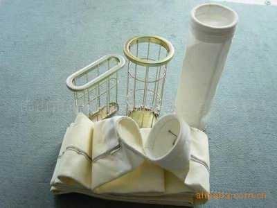 科格思亞克力覆膜針刺氈濾袋/煙氣收塵濾袋