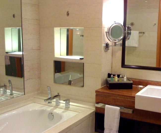 上海廚房裝飾櫥柜鏡面電視