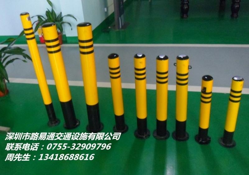 交通設施警示柱 彈力柱 道路 引導柱 防護樁