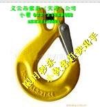 天津哪里的吊钩、80级欧式安全钩、万向垂重钩、羊角抓钩最便宜