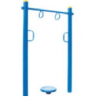 供應戶室外健身器材健身路徑小區單人扭腰器