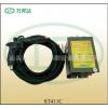 ST411C塑料柄可調氣除塵靜電離子風槍