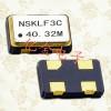 NAOH-53石英晶体谐振器,NSK晶振,有缘石英晶振