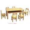 石家莊幼兒園小桌子小椅子價格  兒童塑料桌椅廠家