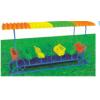 供应石家庄幼儿园玩具12座荡船