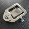 友航供应SD110S不锈钢拖车工具箱锁挖手锁