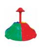 供應正定幼兒園玩具蘑菇爬山坡