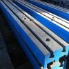 山东济南生产双槽地轨  铸铁地梁的厂家