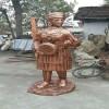 紅銅玻璃鋼雕塑加工 紅銅玻璃鋼雕塑公司