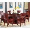 家用餐桌選擇圓桌還是方桌?別墅裝修也是有選擇方法的