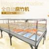 黃豆磨漿腐竹機河南許昌盛隆大型自動化腐竹機器