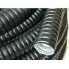 供應新疆鍍鋅包塑金屬軟管,防水耐磨,黑色灰色規格齊全
